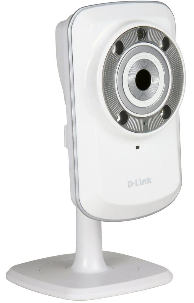 D-LINK DCS-932L Wireless N Day&Night LED Surveillance IP Camera (CCTV)