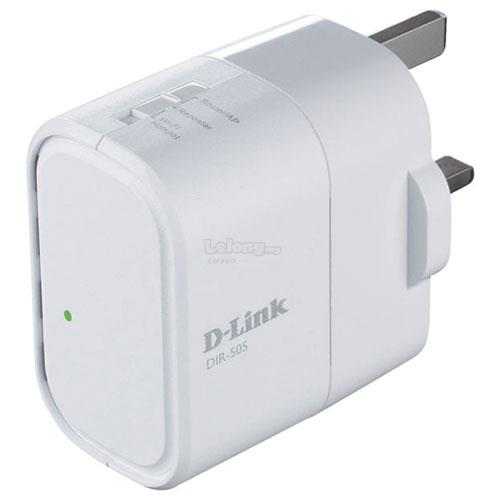 D-LINK DIR-505 MOBILE COMPANION ROUTER/REPEATER
