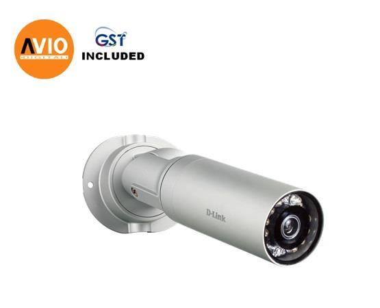 D-Link Dlink DCS-7010L 7010L 7010 IP CCTV Camera Outdoor Cloud HD POE