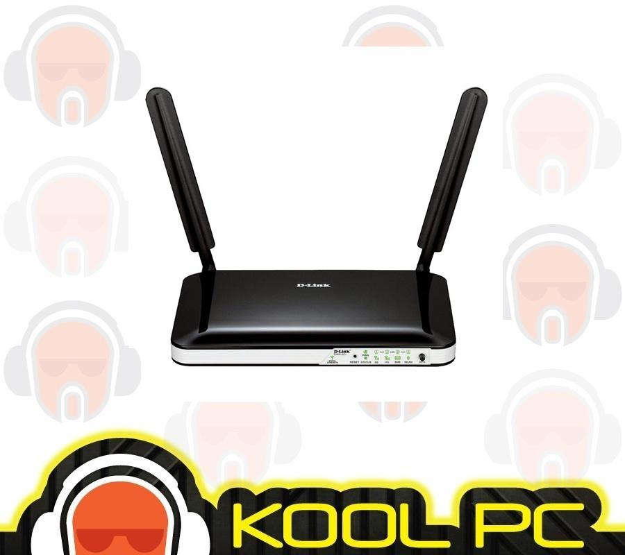 D-Link DWR-921 WiFi 4G LTE Router
