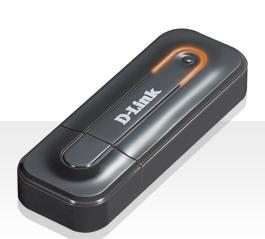 D-Link USB Adapter Wireless N150mbps (DWA-123)