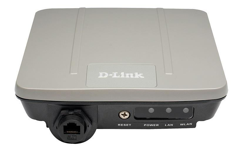 D-LINK WIFI N DUAL BAND IP65 INTERIOL ACCESS POINT WITH POE (DAP-3520)