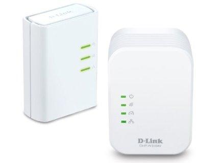 D-LINK WIRELESS KIT WIFI N 300MBPS AV500 (DHP-WP311AV) HOMEPLUG