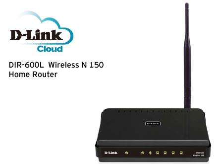 NEW D-Link Wireless N 150 Cloud Router