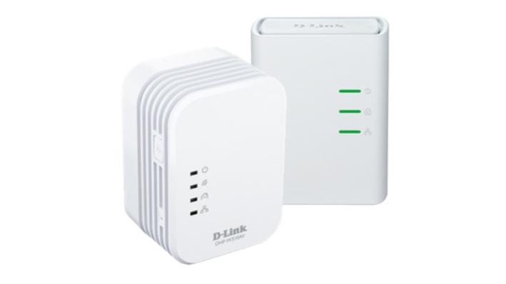 D-LINK WIRELESS N 500MBPS AV HOMEPLUG STARTER KIT, DHP-W311AV