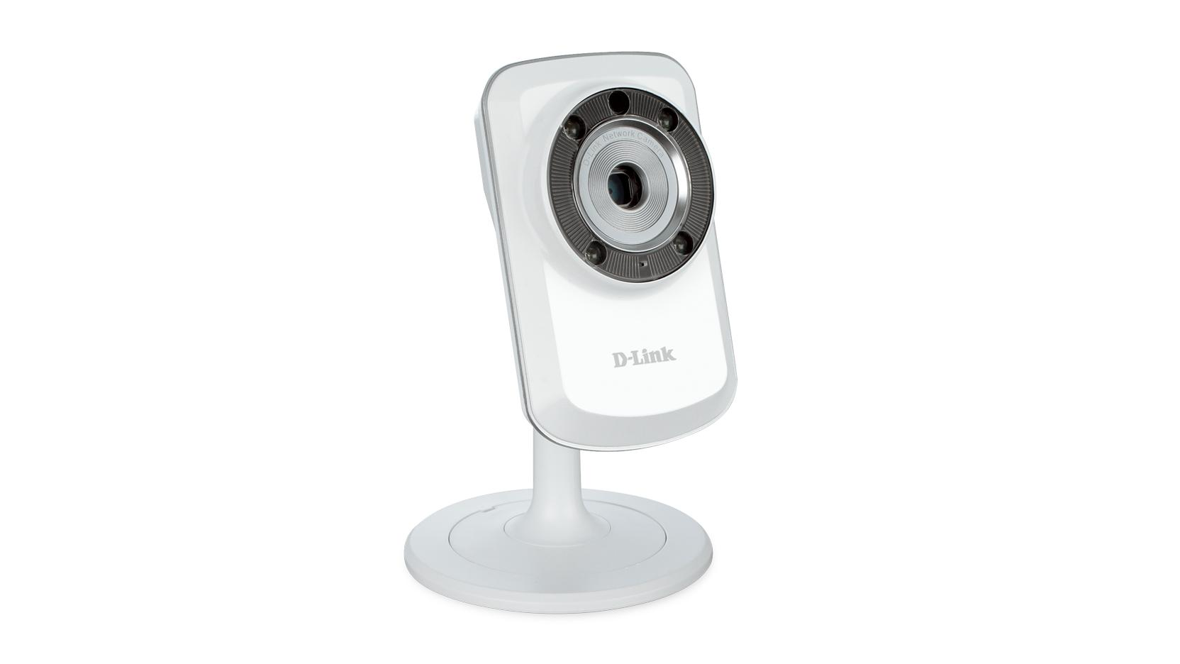 D-LINK WIRELESS N DAY & NIGHT CLOUD IP CAMERA (DCS-933L)