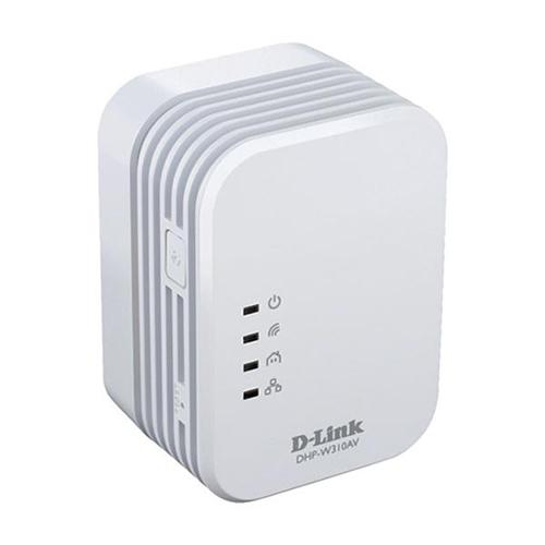 D-LINK WIRELESS SINGLE 300MBPS AV500 (DHP-W310AV) HOMEPLUG