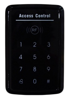 DA3000 Touch screen door access controller (keypad)