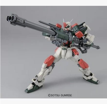 Daban Gundum MG 1/100 Buster Fighter free Stand