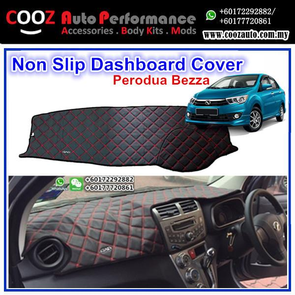 DAD GARSON NON SLIP DASHBOARD COVER MAT PERODUA BEZZA