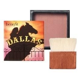DALLAS BLUSH GIVE CHEEKS A PEACHY GLOW