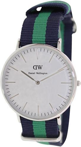 Daniel Wellington Warwick Nylon Men's Watch 0205DW