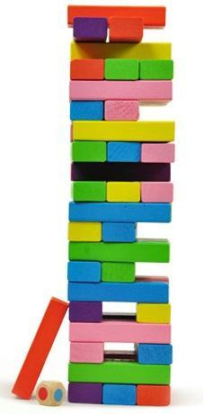 Danni Tower Up Stacking Game