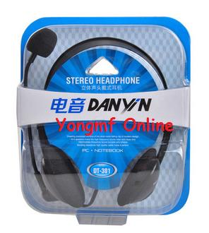 Danyin Stereo Headset DT-301 (CP-W-088)
