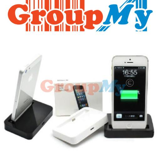 Data Sync Charger Docking Station 8 Pin Dock Cradle for Apple iPhone 5