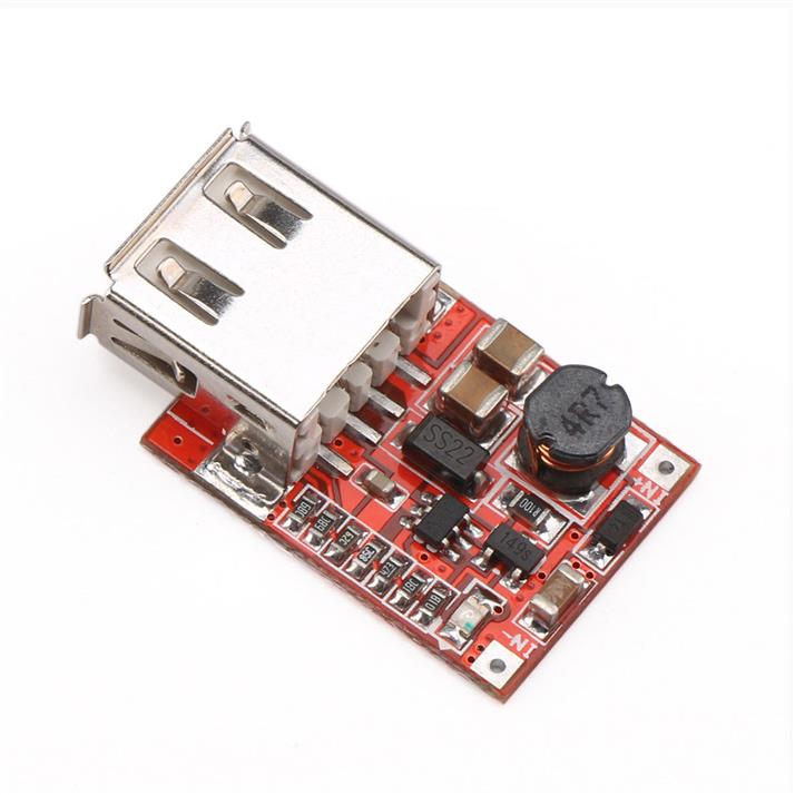 DC-DC Power Supply Converter Step Up Boost Module 1A 3V to 5V