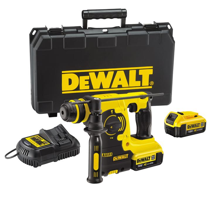 DCH253M2 DEWALT 18.0V LI-ION CORDLESS 3 MODE SDS-PLUS ROTARY HAMMER