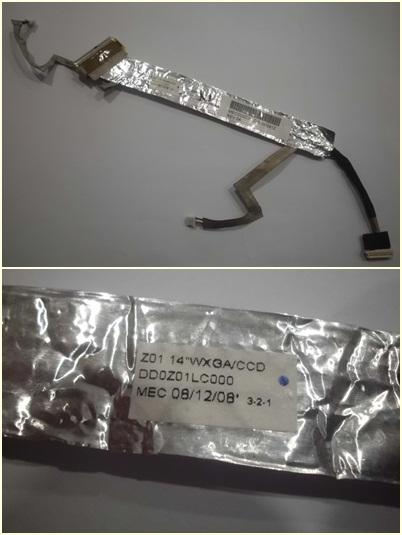 DD0Z01LC000 LCD Cable Acer Aspire 4320 4720 4520