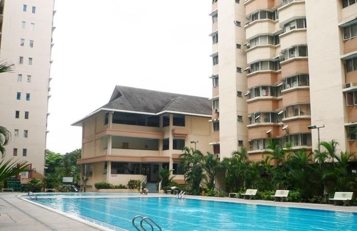 De Tropicana Condo for sale, Tenanted, Kuchai Lama, Old Klang Road