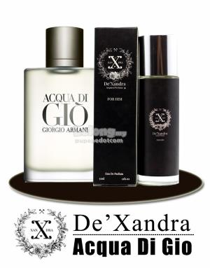 De�Xandra EDP Perfume Acqua Di Gio (For Men)