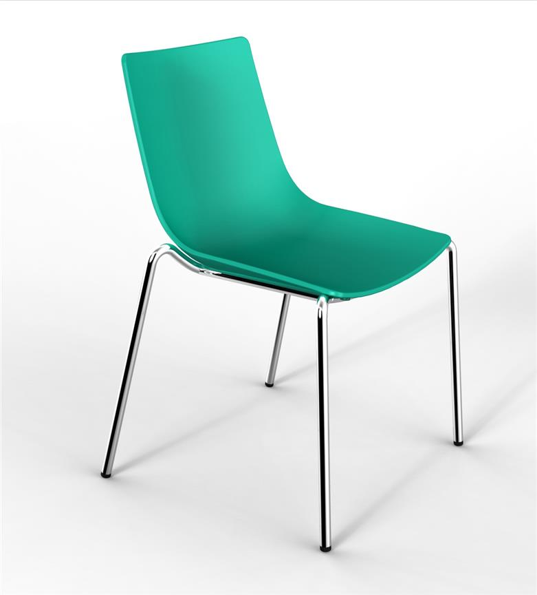 Decoration Chair | Modern Artistic designer chair Malaysia model: 1016