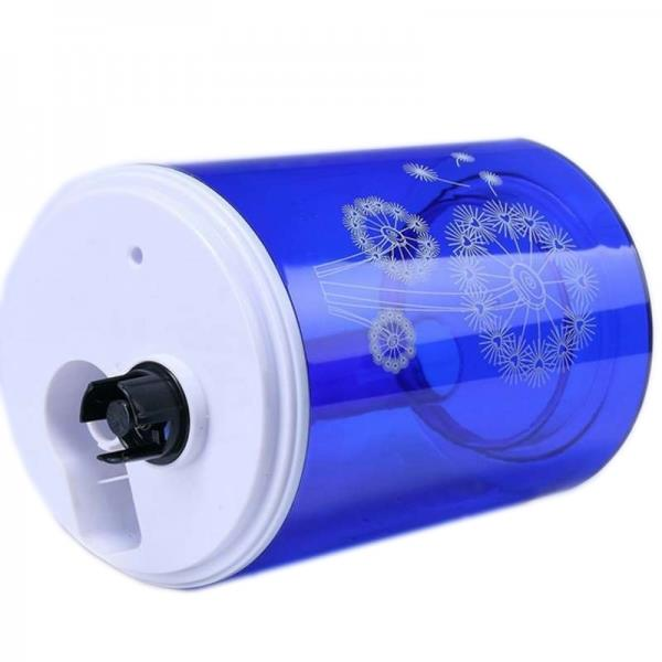 Deerma Blue Transparent Air Humidifier, Purifier, Auto Safety Mode 3L