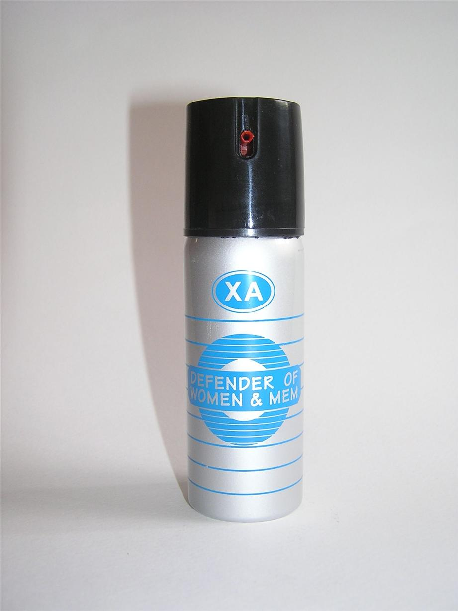 Self Defense Product: Security Pepper Spray