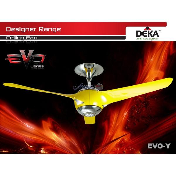 Deka Ceiling Fan EVO Series 2012 New End 9 2 2015 515 PM