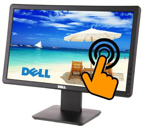 "Dell 17"" Touch Screen Monitor"