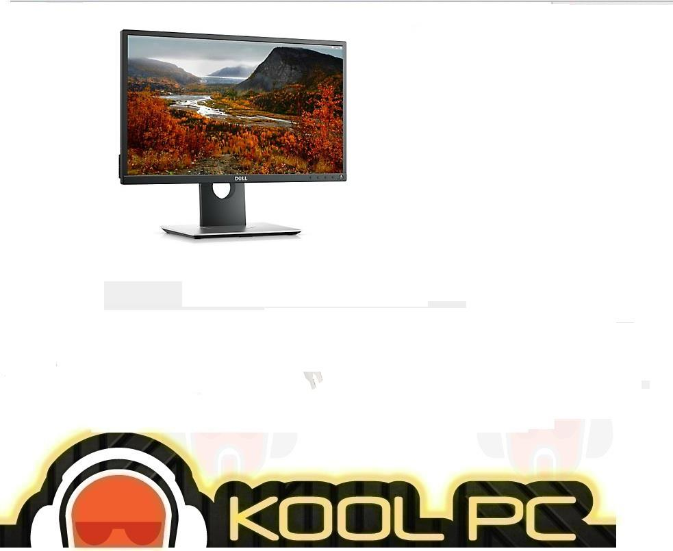 Dell 21.5'' P2217H IPS LED Monitor 1920 x 1080/ 6ms