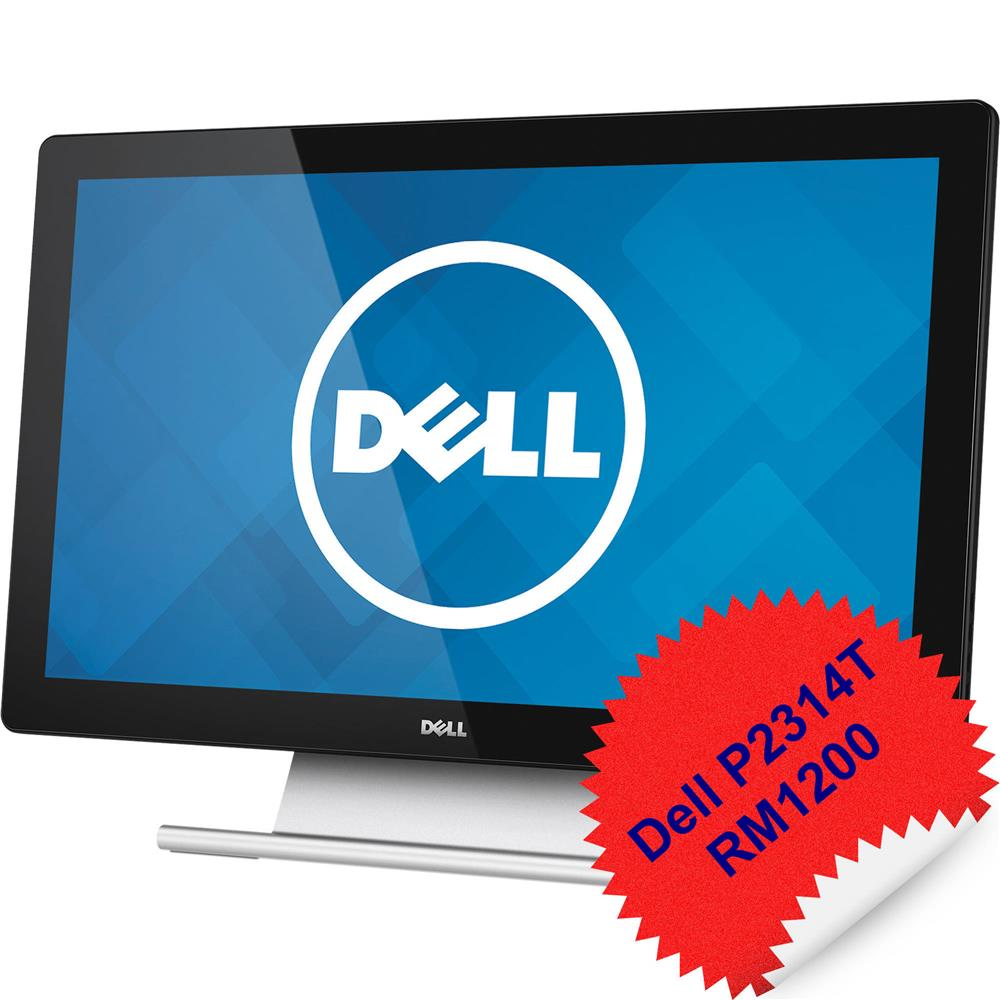 Dell 23' P2314T Touch Monitor 1920x1080 Full HD Disp.P/HDMI/VGA/USB
