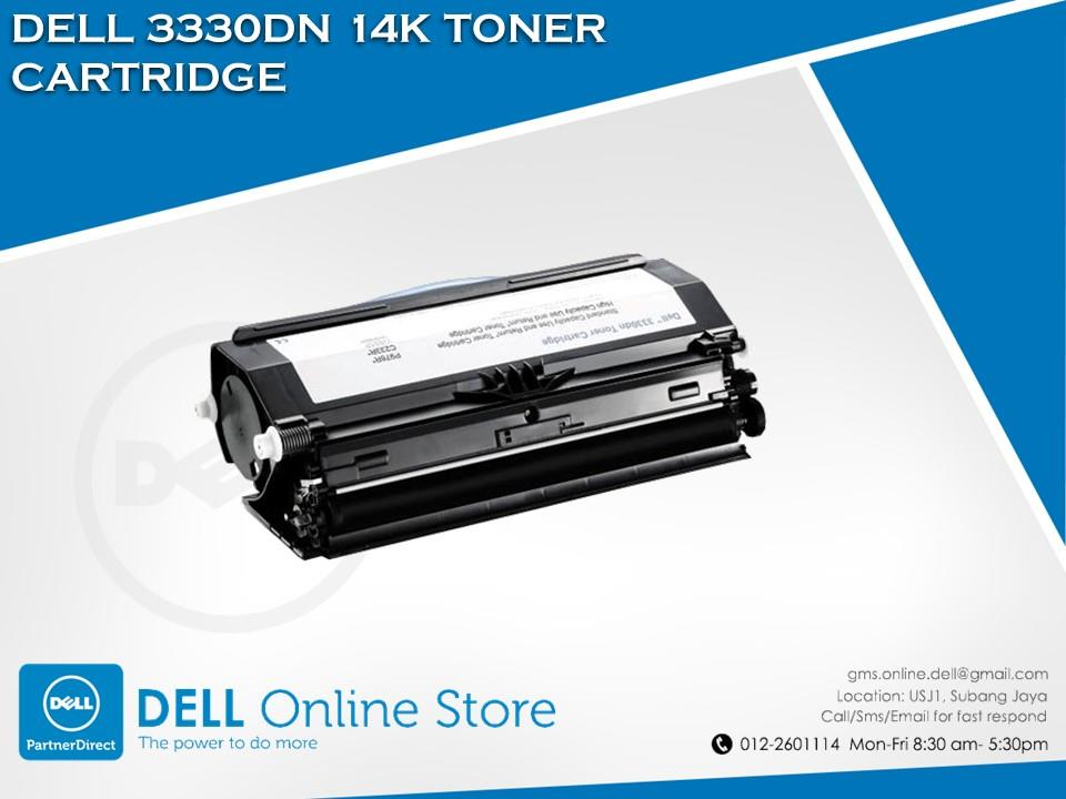 Dell 3330DN 14K Toner Cartridge