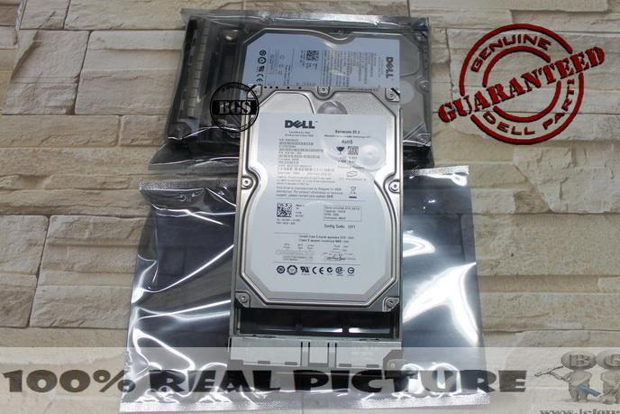 Dell 750GB 7.2K 3.5' HARD DRIVE ST3750528AS ~ H648R