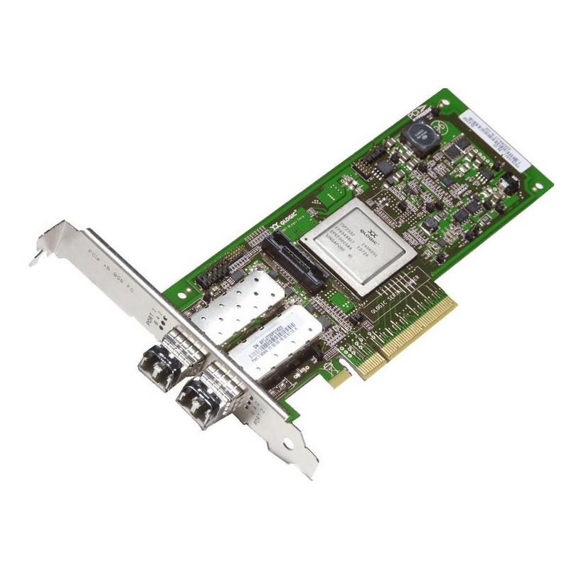 Dell 8GB Fiber Channel 2-Ports PCI-e HBA
