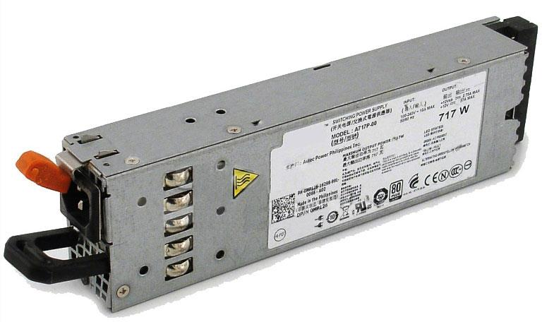 Dell A717P-00 Redundant Power Supply for Dell PowerEdge R610 Server