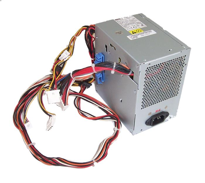 Dell Dimension E510 Power Supply PSU KH624, X2634, K8956, PH344