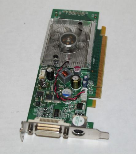 Dell GeForce 8400 GS DDR2 512MB PCIe LP Low Profile Video Card P394N