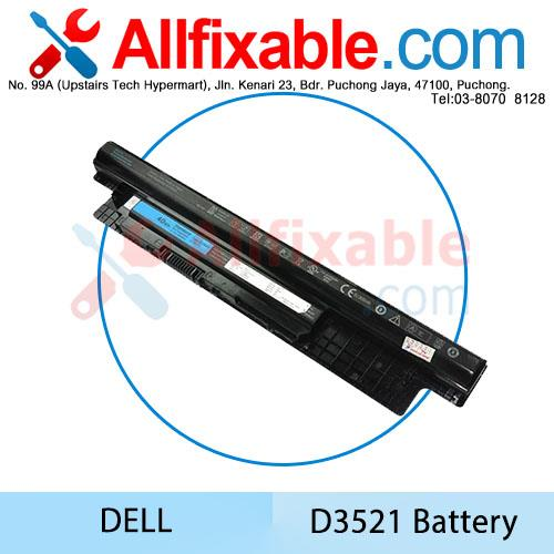 Dell Inspiron 3521 15R-N5521 15R-N5537 17 5000 17-3721 17-3737 Battery