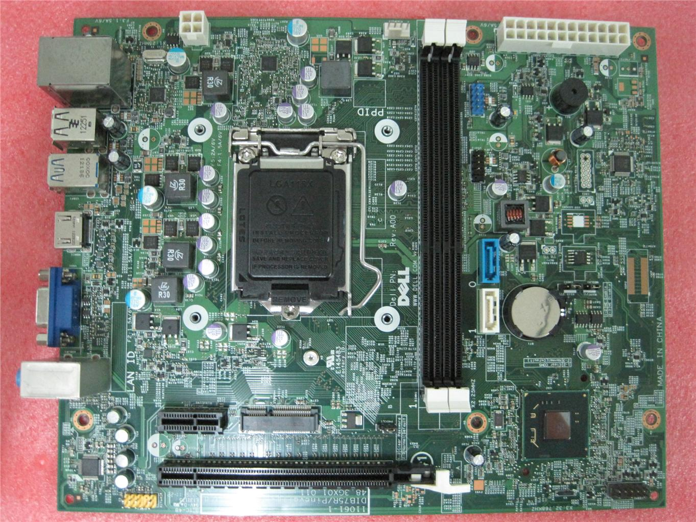 DELL Inspiron 660s Vostro 270s Motherboard 478VN XFWHV DIB75R PS0822