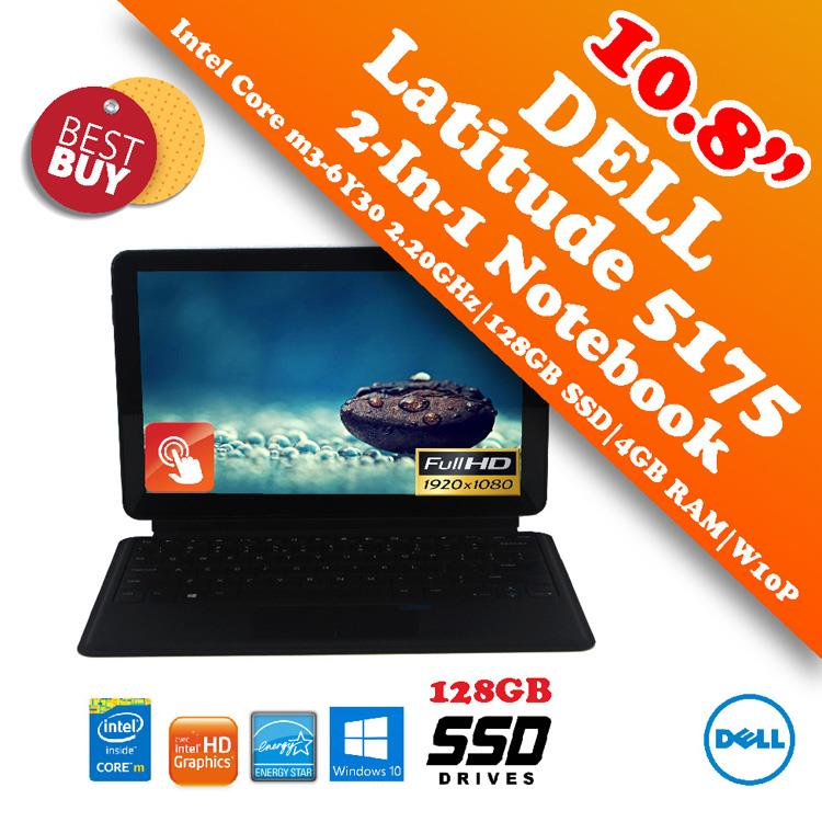 Dell Laititude 5175 Core m3-6Y30 2-in-1 Tablet/Notebook Special Offer!