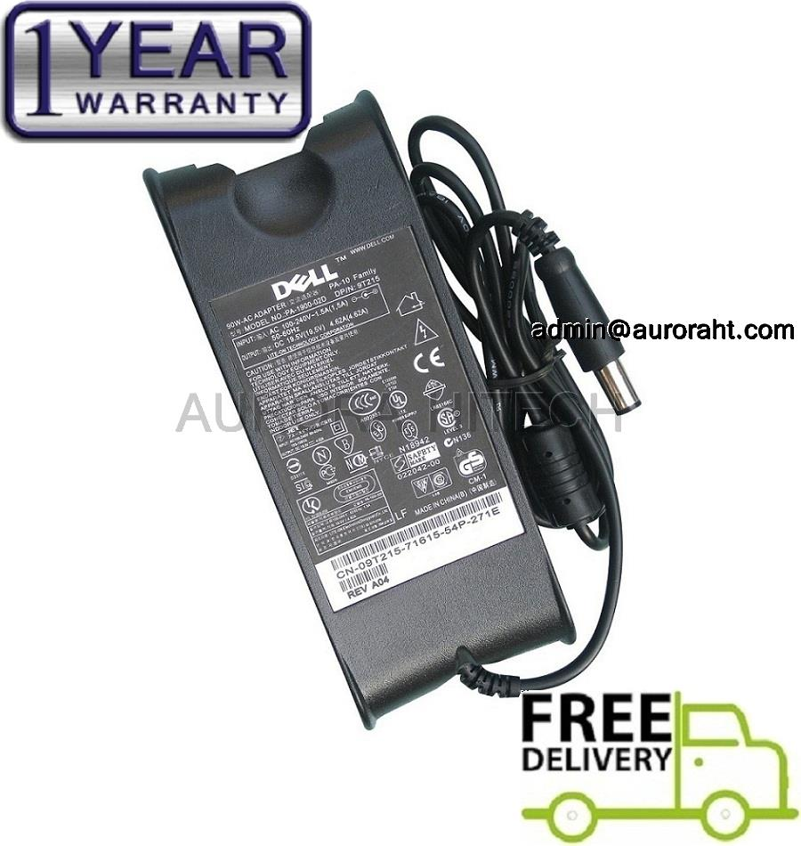 Dell Latitude D600 D610 D620 D630 330-1828 D094H AC Adapter Charger
