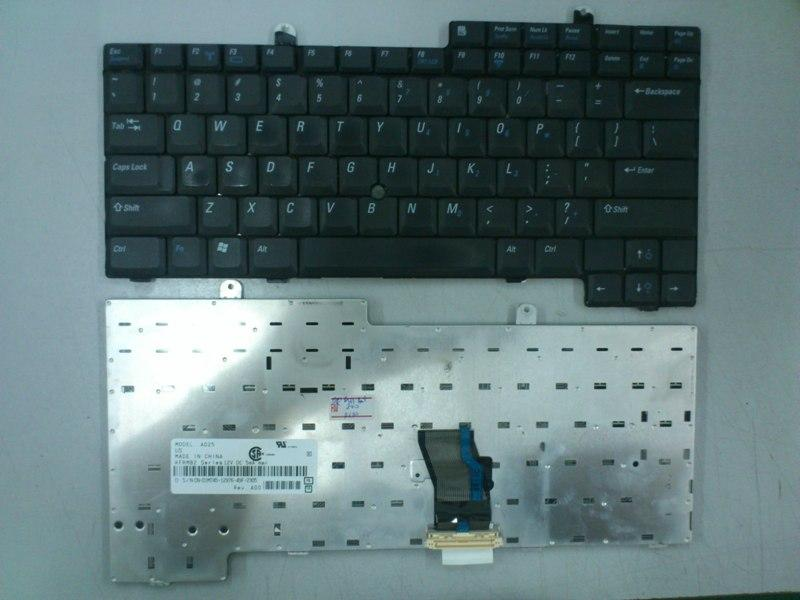 Dell LATITUDE D800 Notebook Keyboard 220813