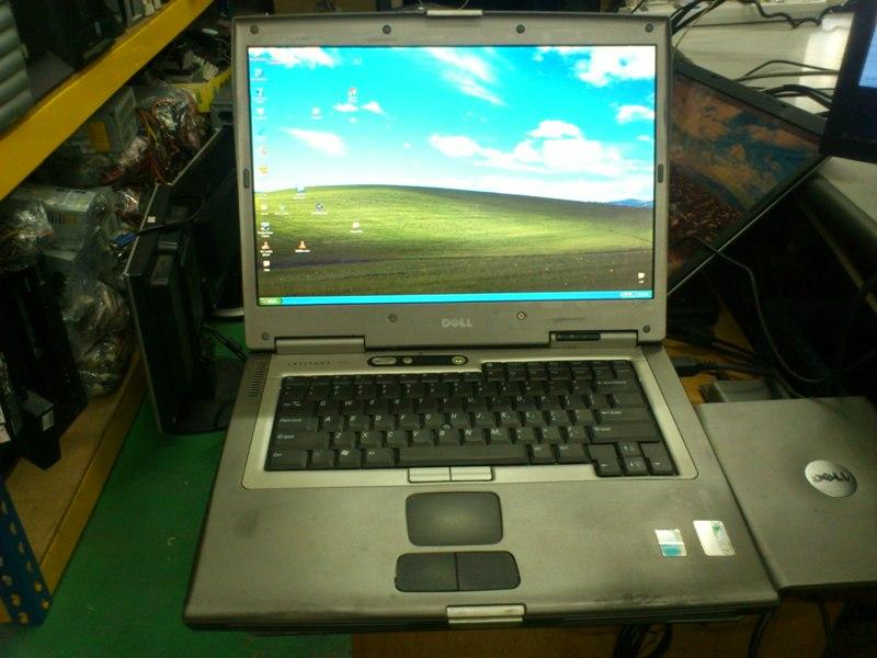 Dell LATITUDE D800 Notebook Spare Parts 140913