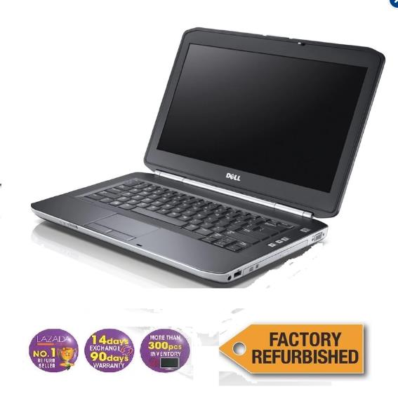 Dell Latitude E5420 Laptop  Core i3, 4GB, 160GB, win 7 pro
