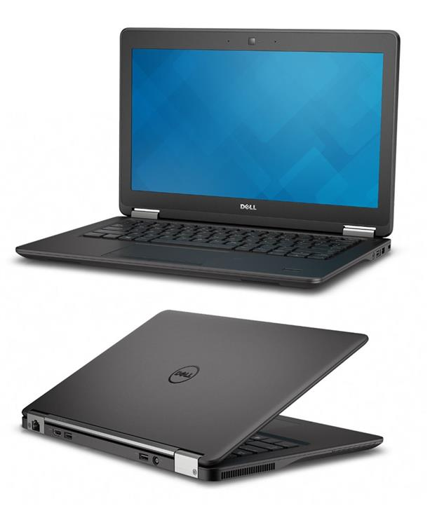 Dell Latitude E7250 Laptop Intel HD 5500 1TB HDD 8GB 12.5' WLED LCD