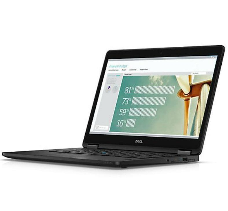 Dell Latitude E7270 Notebook (i7-6600U.8GB.256GB SSD)