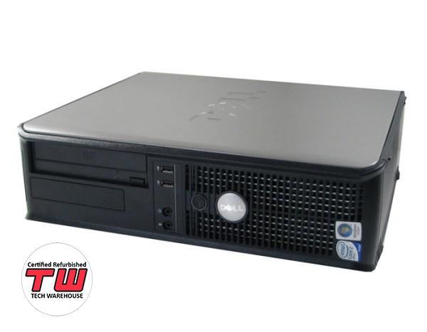 Dell Opti 755 (SFF) + 8GB DDR2 RAM