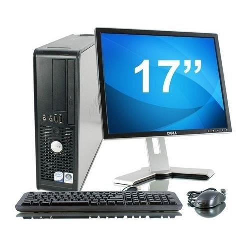 Dell Opti 755+Win7Pro+17'LCD+4GB RAM+500GB HDD+12 Mth Warranty+WiFi