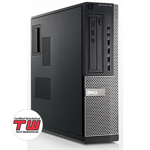 Dell Opti 790 (SFF) + 1TB Hard Disk + 8GB DDR2 RAM