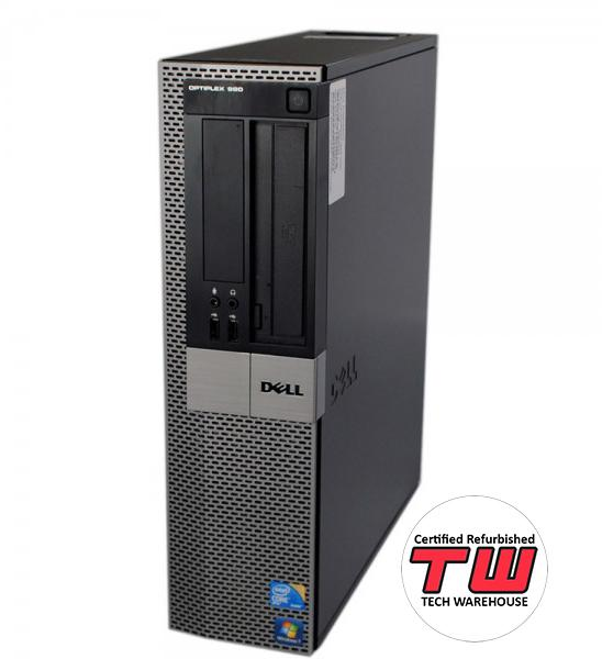 Dell Opti 980 (SFF) + Warranty 6 Months